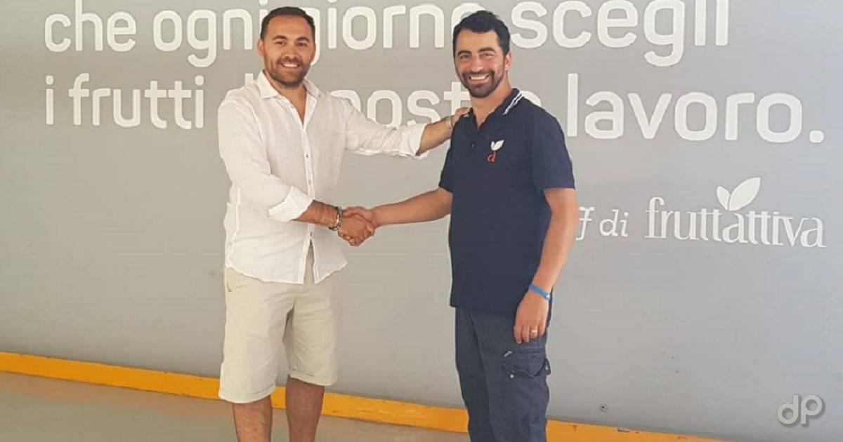 Giovanni Boccuzzi responsabile marketing Norba Conversano 2018