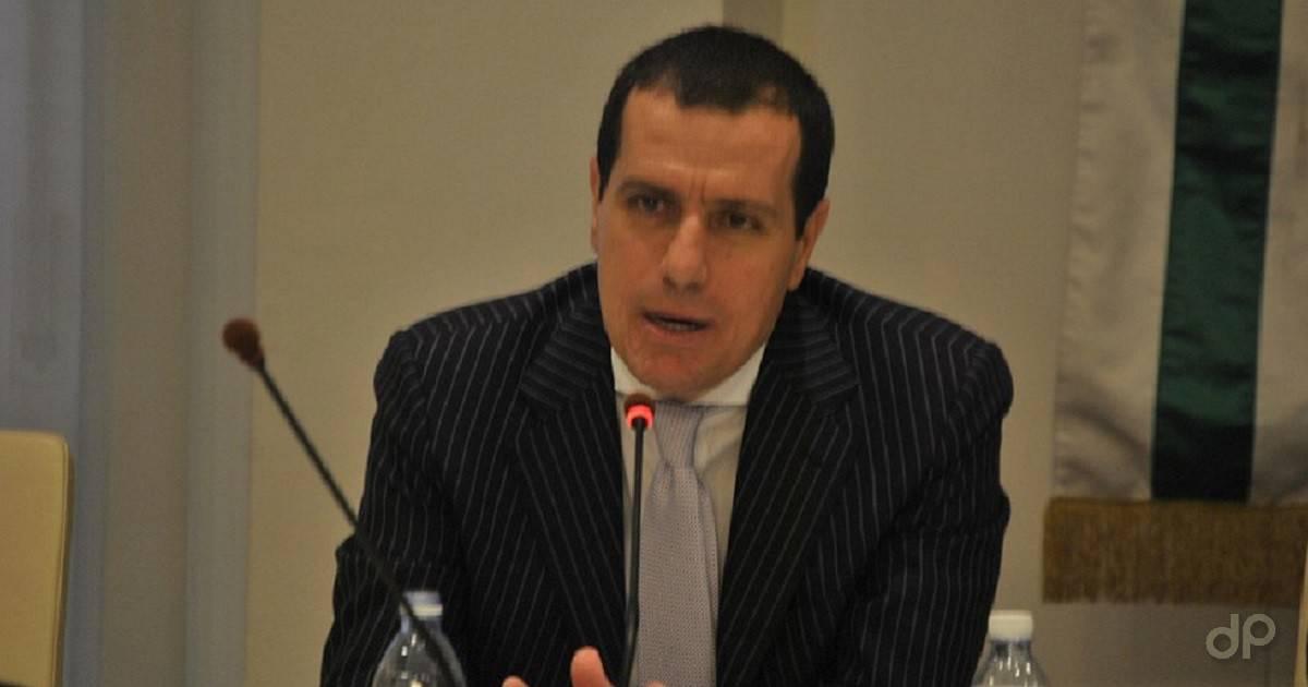 Giovanni Colangelo presidente Gravina 2018
