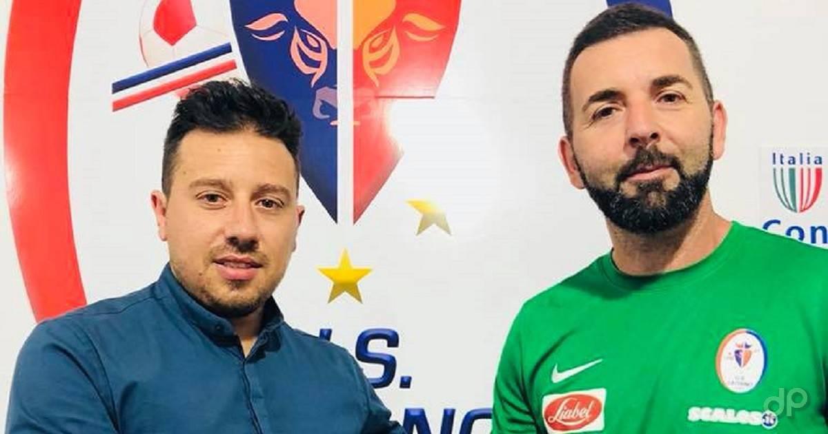 Mino Miglietta allenatore Latiano 2018