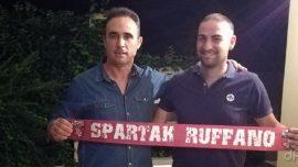 Spartak Ruffano, separazione consensuale con mister Preite. Le motivazioni