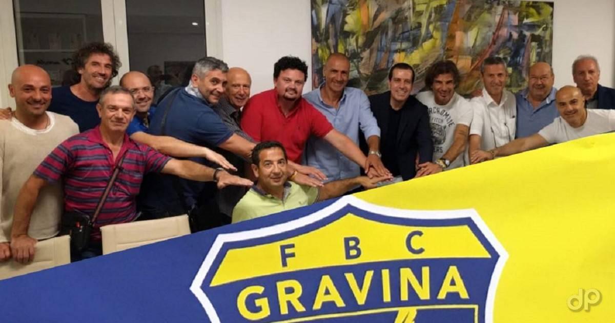 Staff Gravina 2018