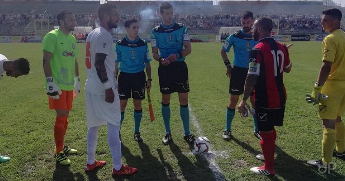Vis Afragolese-Omnia Bitonto playoff 2018