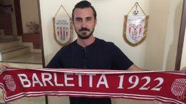 Alessandro Sansonna al Barletta 2018