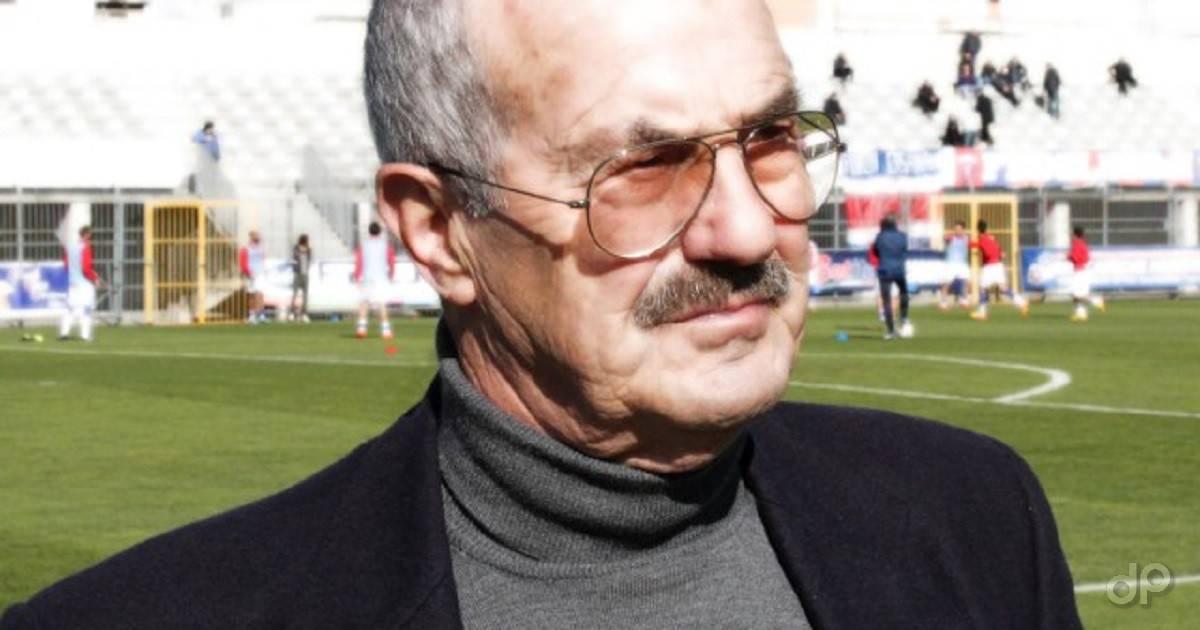 Cosimo Bellisario direttore generale Ugento 2018