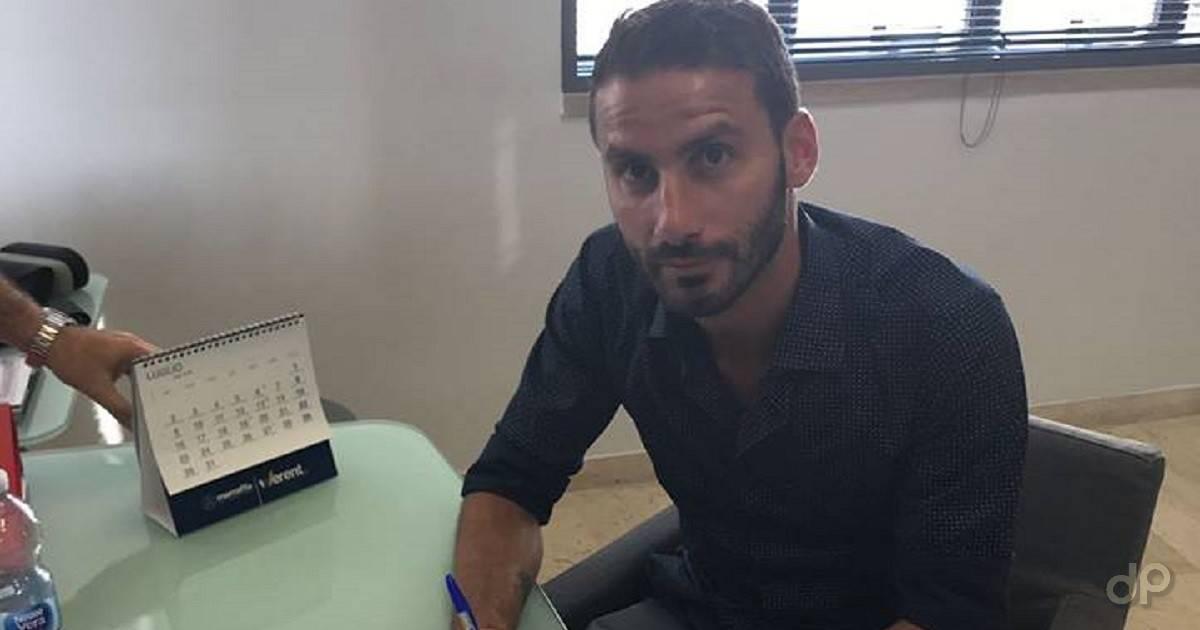 Dario Bova al Taranto 2018