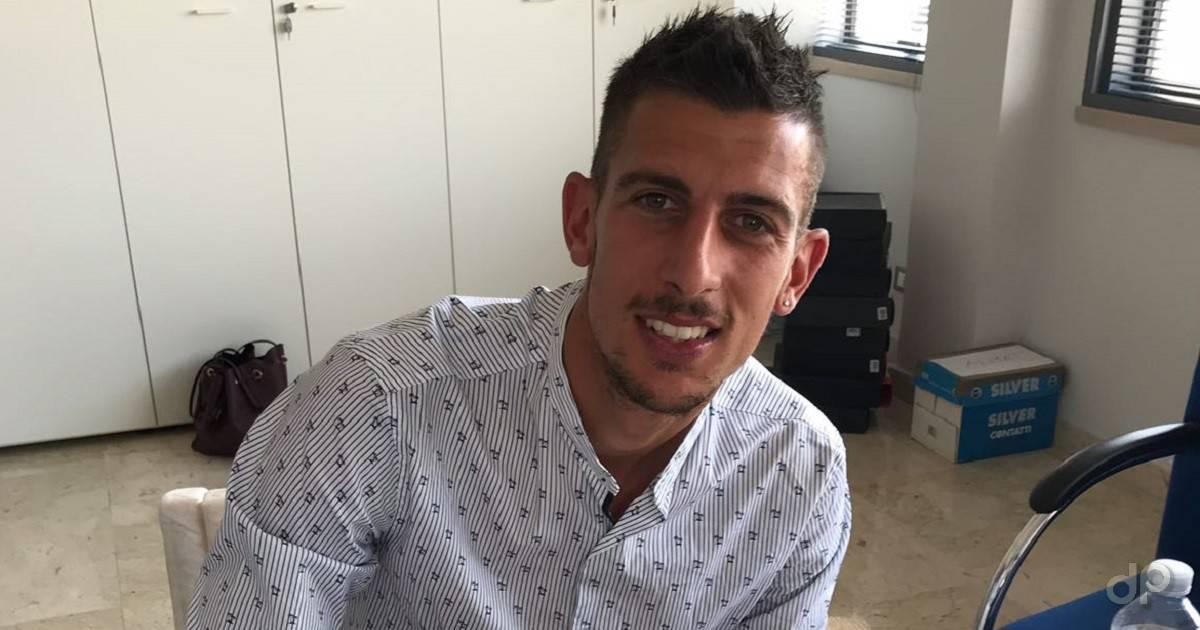 Emiliano Massimo al Taranto 2018