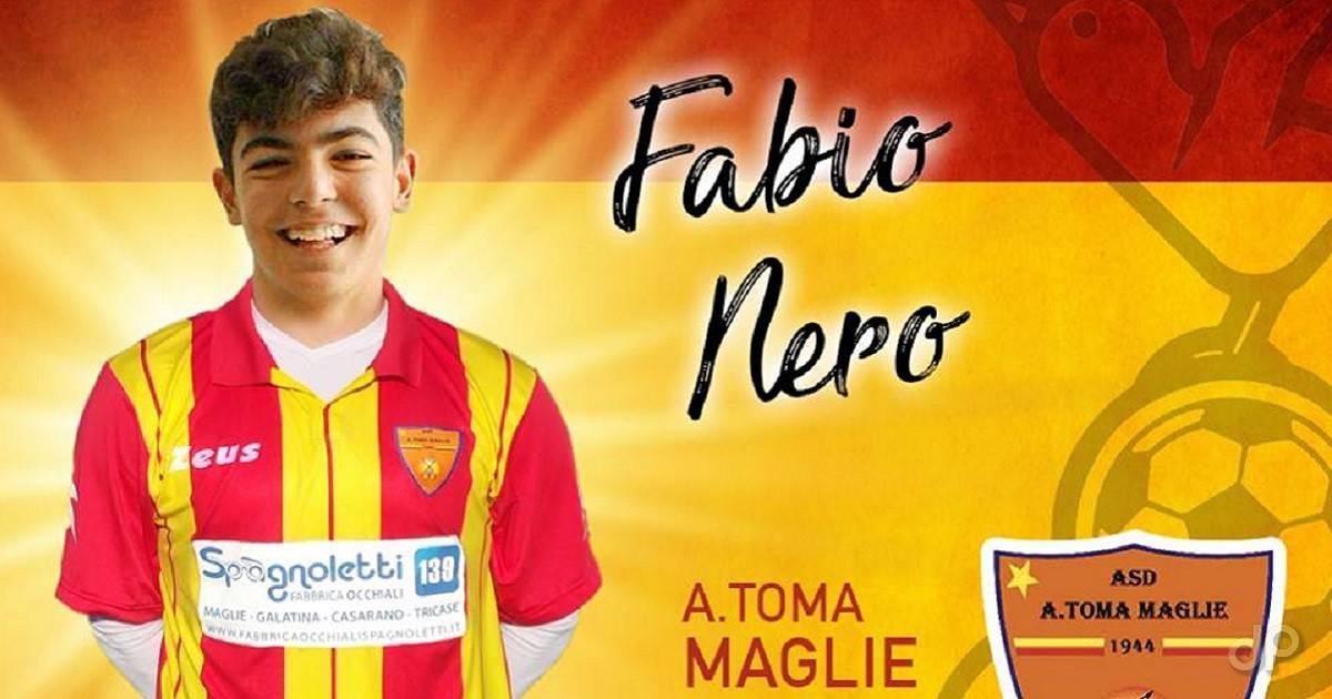 Fabio Nero al Maglie 2018