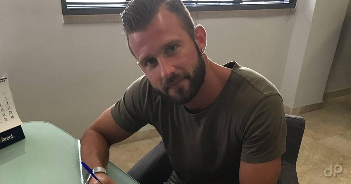 Fabio Oggiano al Taranto 2018