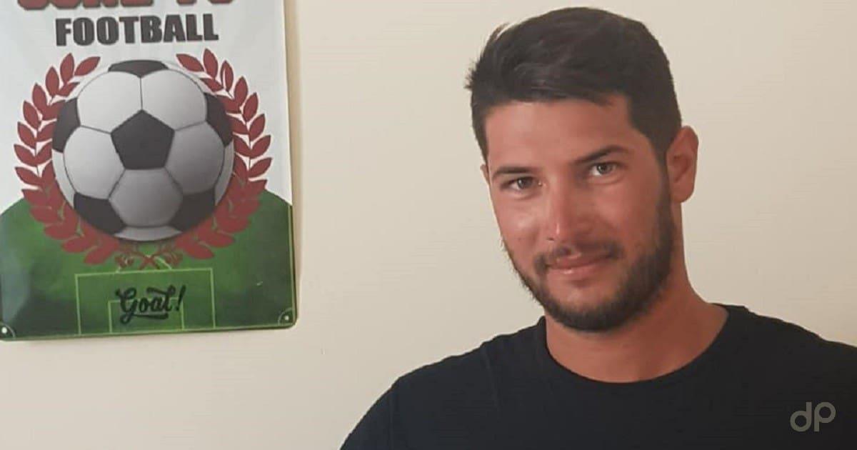 Francesco De Pascalis al Manduria 2018