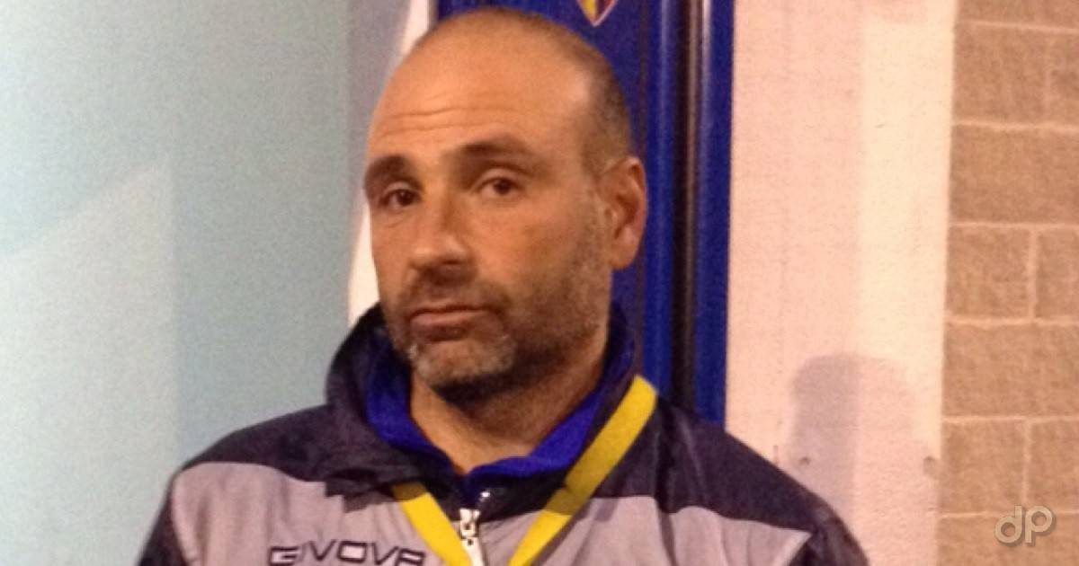 Franco Ribezzi allenatore Mesagne