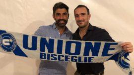 Gaetano Malerba direttore tecnico Unione Calcio Bisceglie 2018