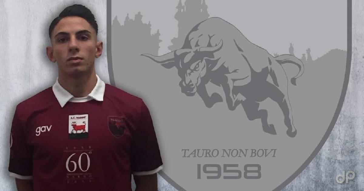 Gaetano Palmisano al Nardò 2018
