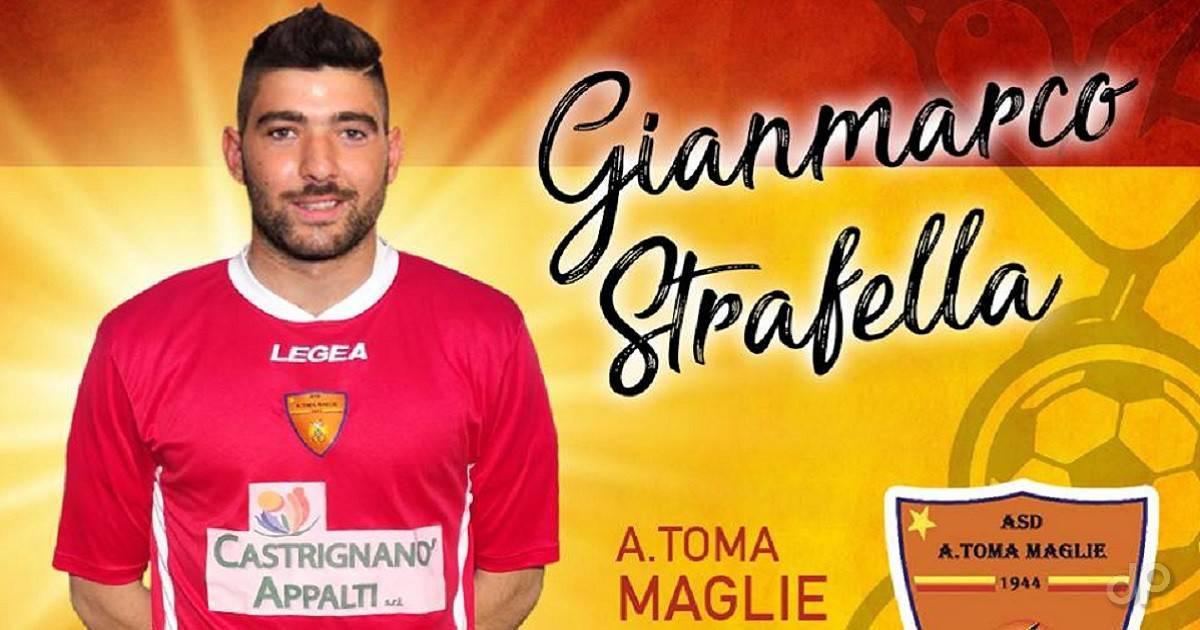 Gianmarco Strafella al Maglie 2018