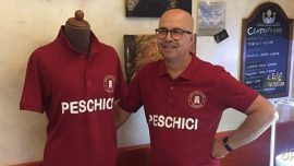 Gianni Ranieri presidente Peschici 2018