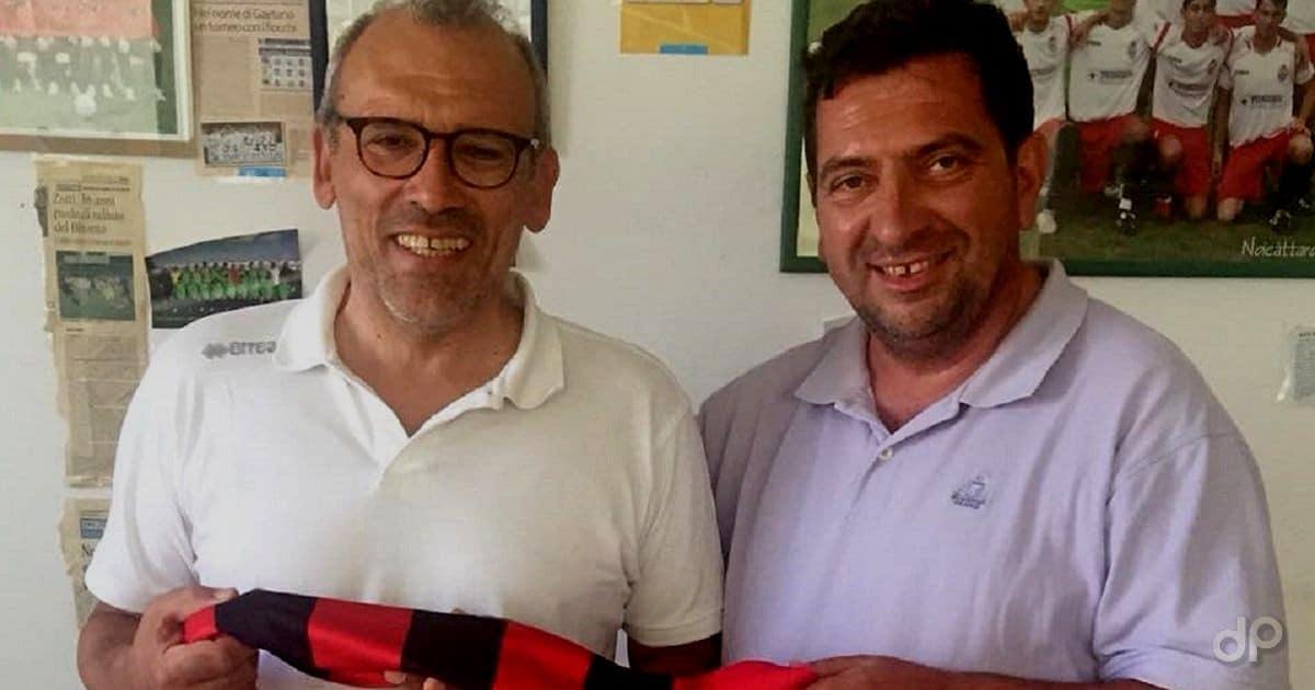 Gino Monteleone al Noicattaro 2018