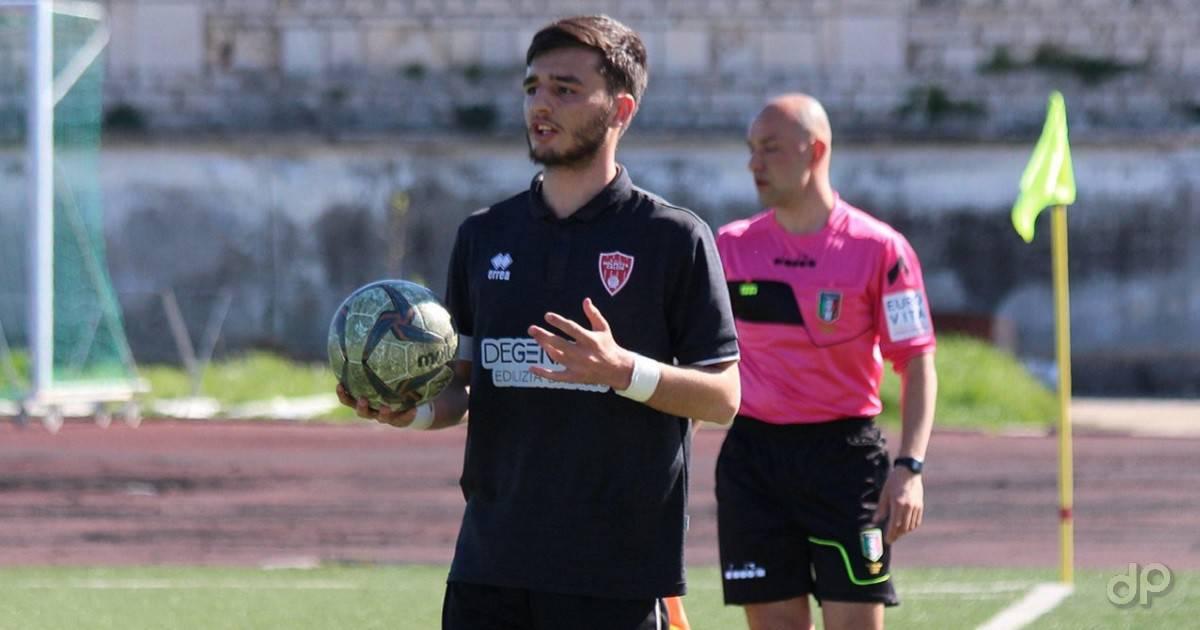 Giulio Martinelli © Molfetta Calcio