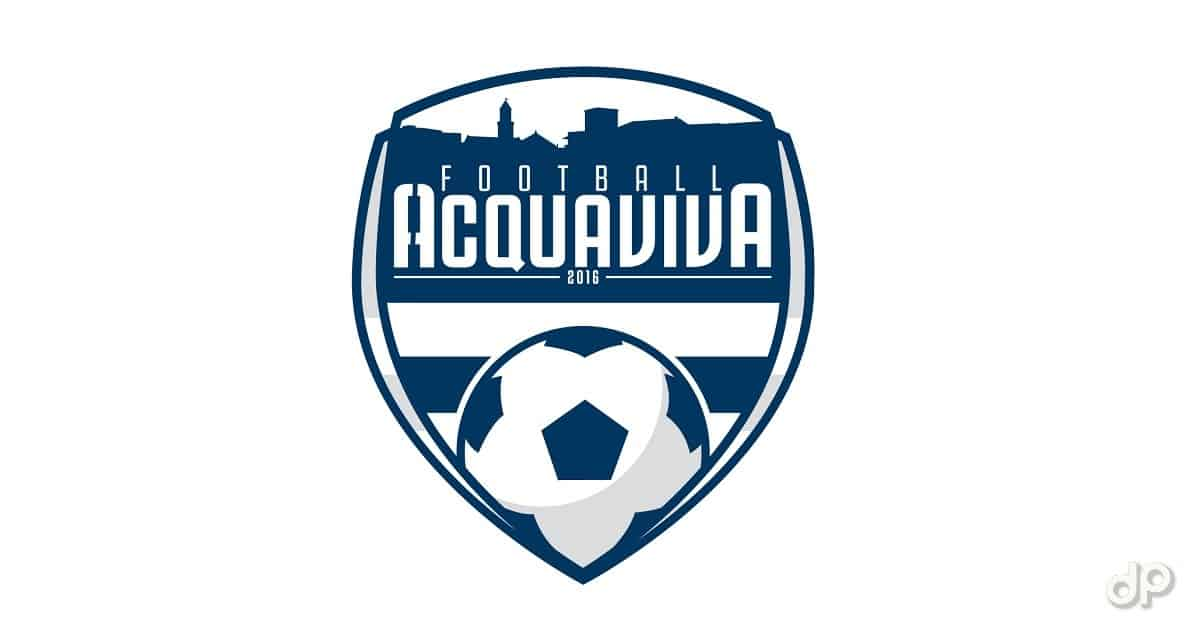 Logo Football Acquaviva 2018