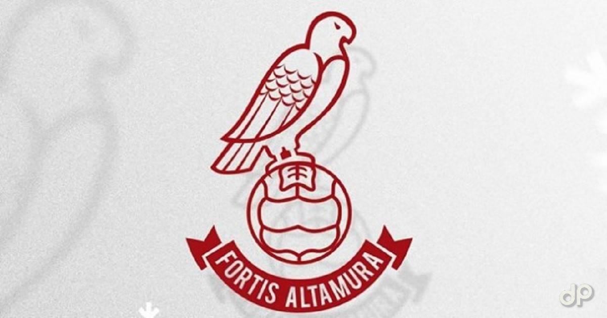 Logo Fortis Altamura 2018