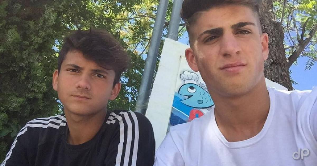 Luca Varola e Francesco Grumo al Barletta 2018