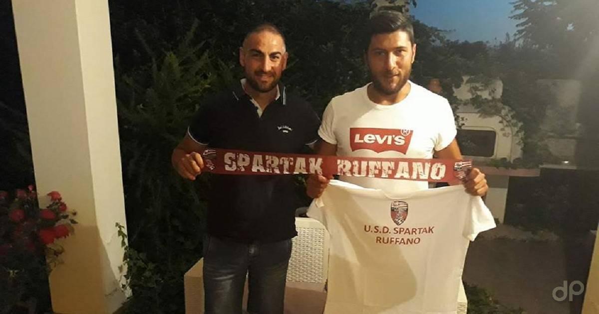Luigi Bobo Lazzari al Ruffano 2018