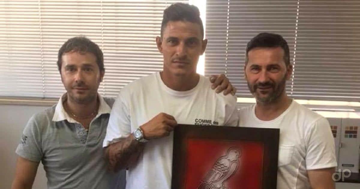 Luigi Rana alla Fortis Altamura 2018