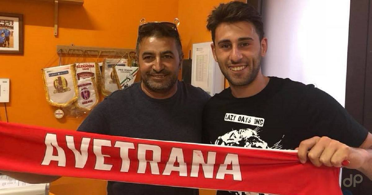 Mario Carruezzo all'Avetrana 2018
