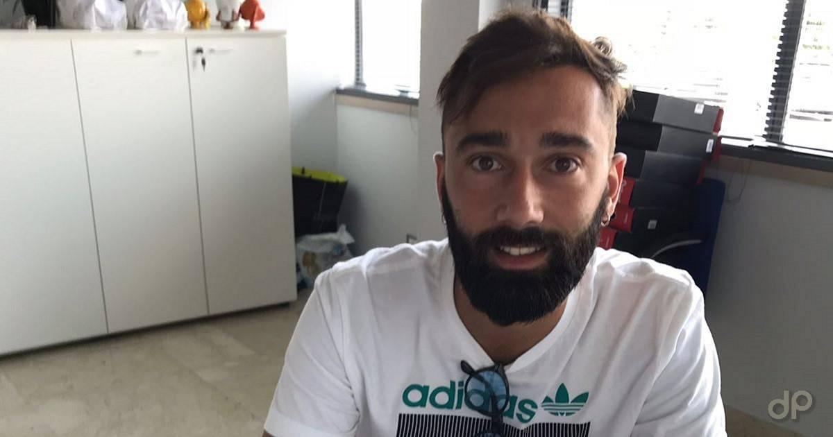 Mauro Gori al Taranto 2018