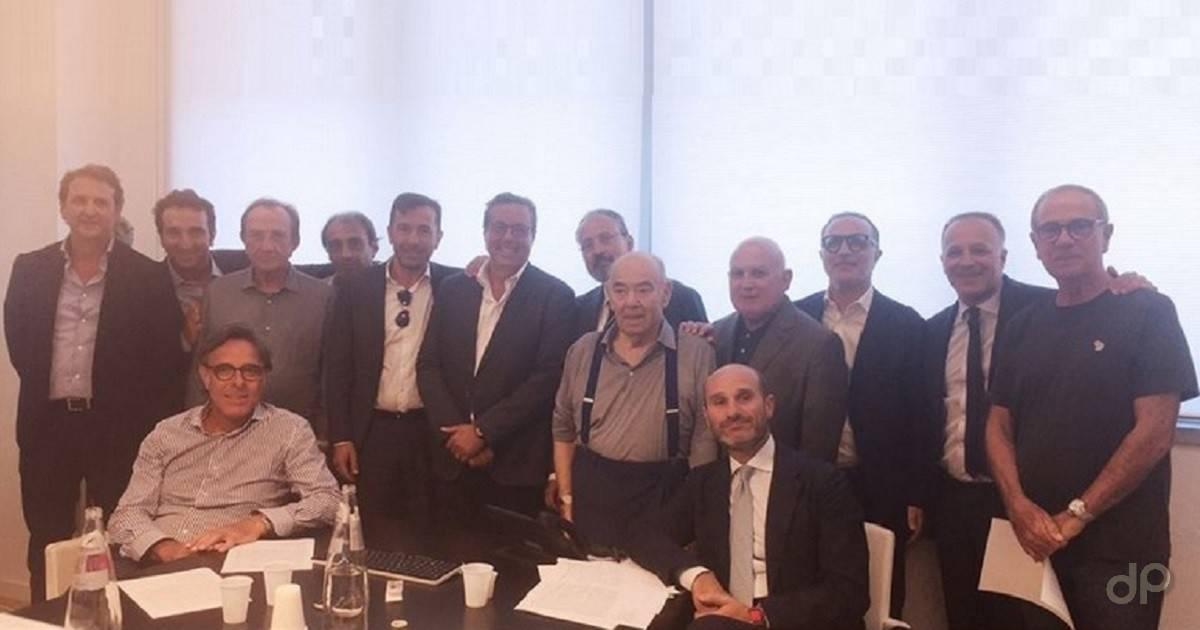 Nuova società Bari 2018