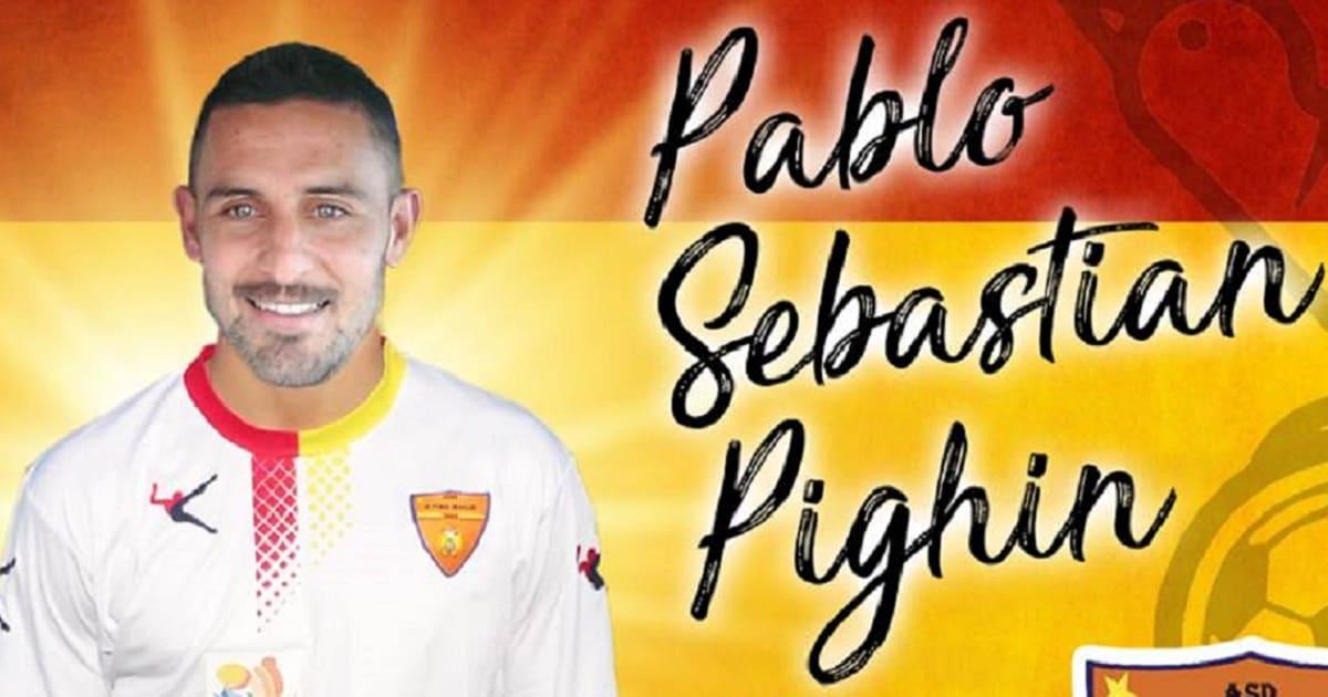 Pablo Sebastian Pighin al Maglie 2018