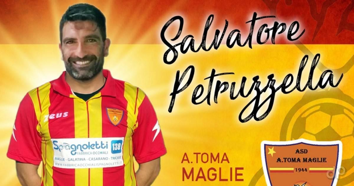 Salvatore Petruzzella al Maglie 2018