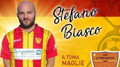 Stefano Biasco al Maglie 2018