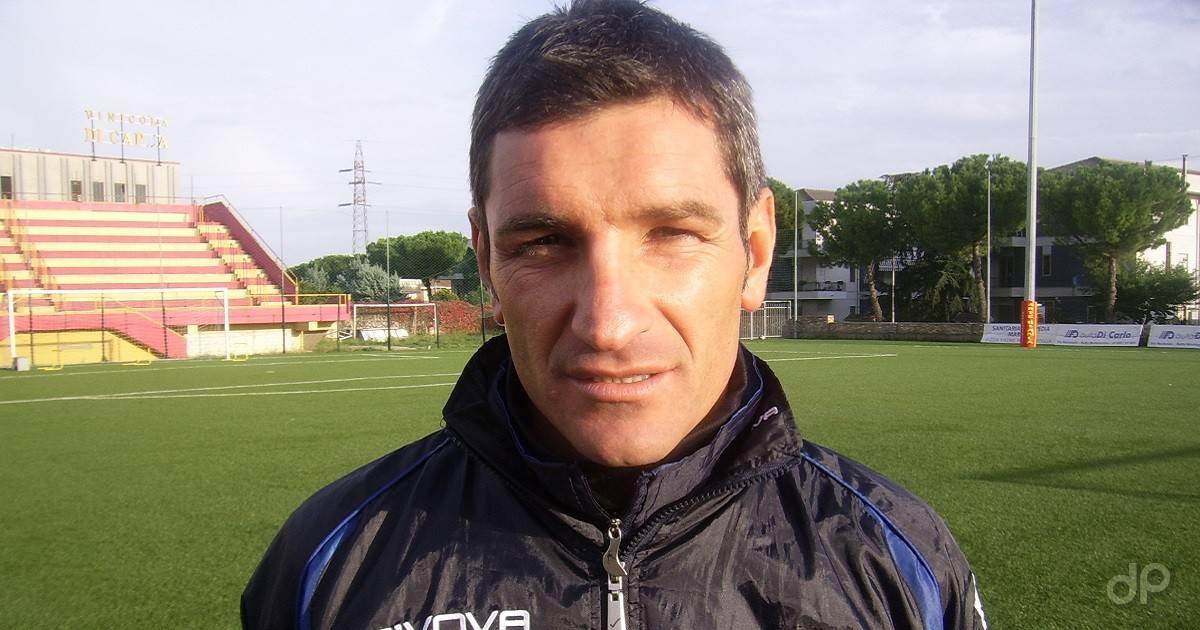 Vincenzo Ferrara allenatore Sporting Apricena 2018