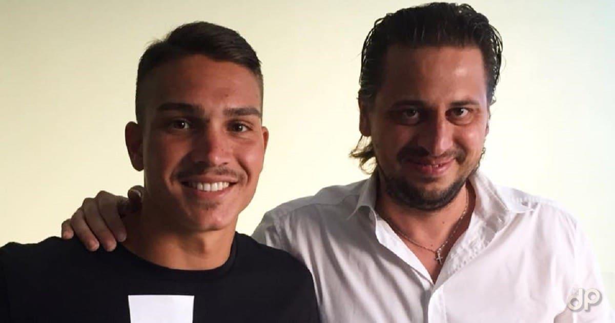 Alessio Esposito all'Audace Cerignola 2018