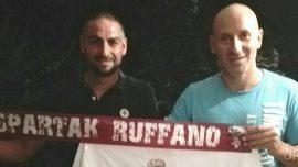 Antonio Cresta allo Spartak Ruffano 2018