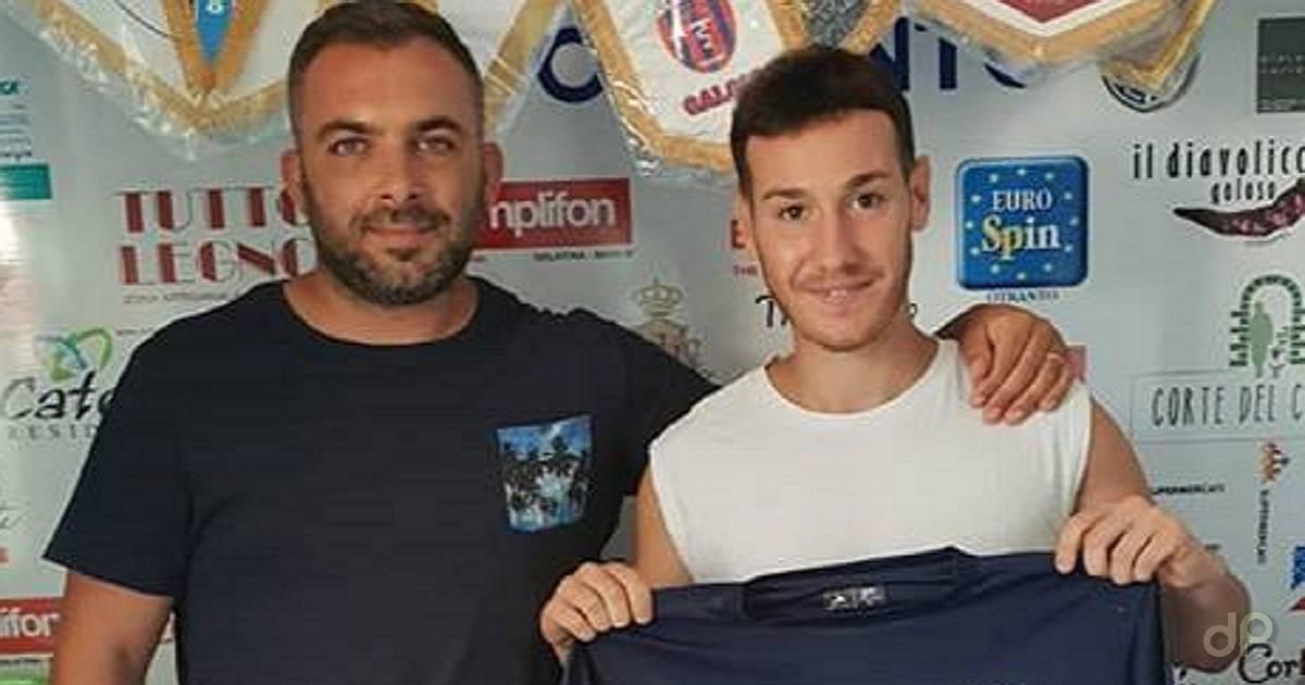Cosimo Facecchia all'Otranto 2018