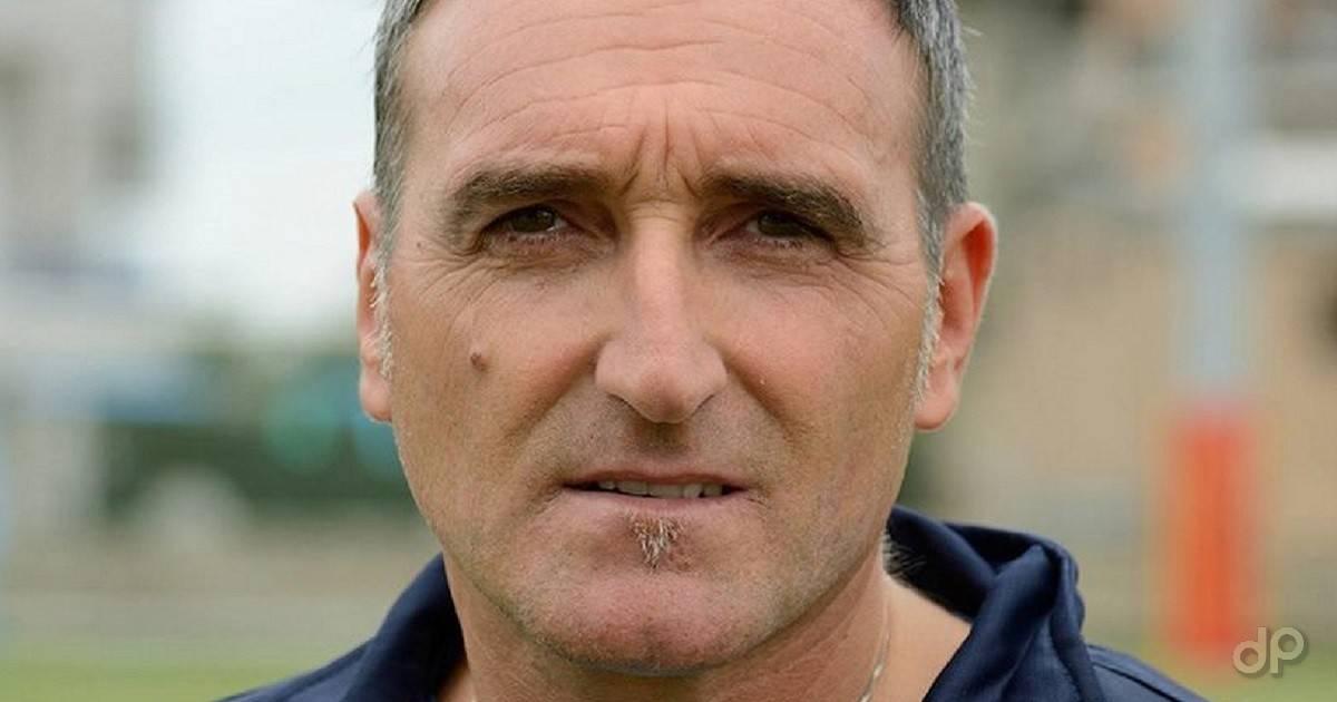 Costanzo Palmieri allenatore San Severo 2018