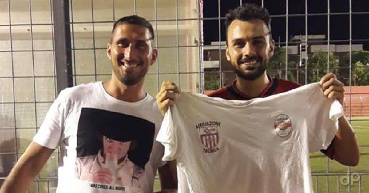 Danilo Rinaldi all'Ideale Bari 2018