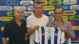 Fasano, gran colpo per il reparto avanzato: dalla Serie C arriva Nadarević