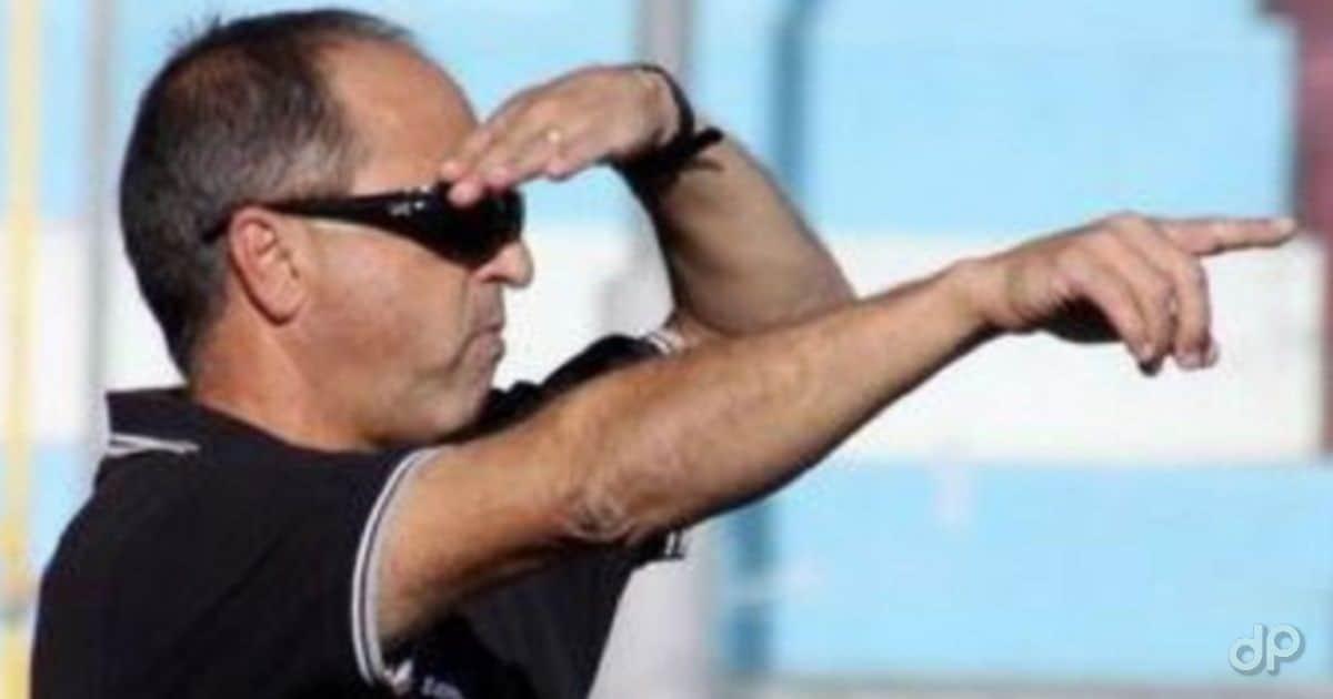 Enzo Del Rosso allenatore Vigor Trani 2018