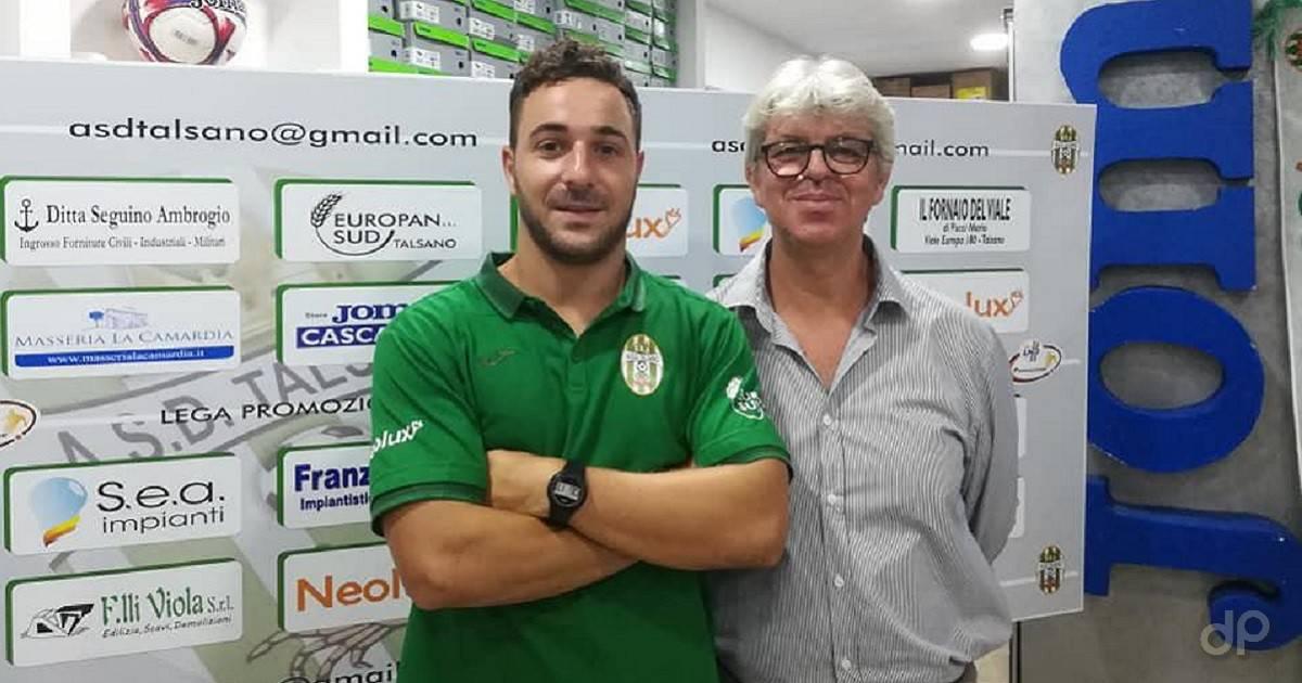 Fabio Lisi al Talsano 2018