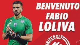 United Sly, una giovane promessa a difesa della porta: firma Loliva