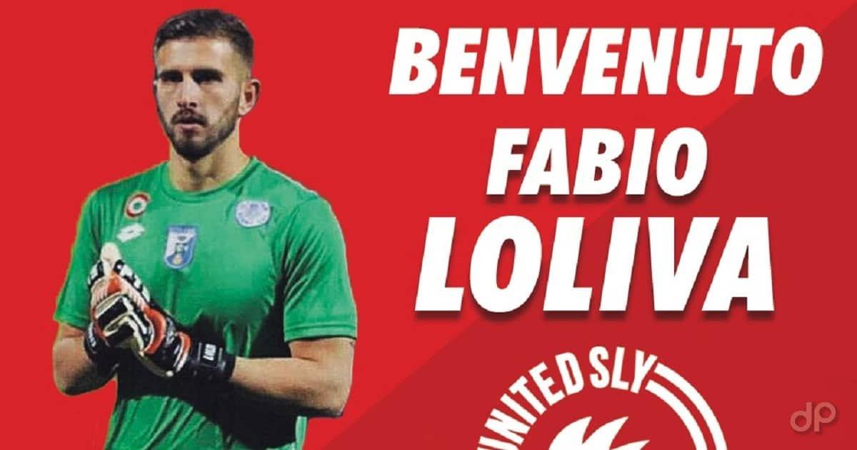 Fabio Loliva alla United Sly 2018
