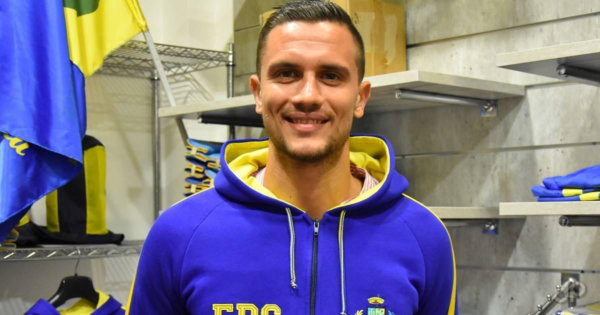 Fabio Romeo al Gravina 2018