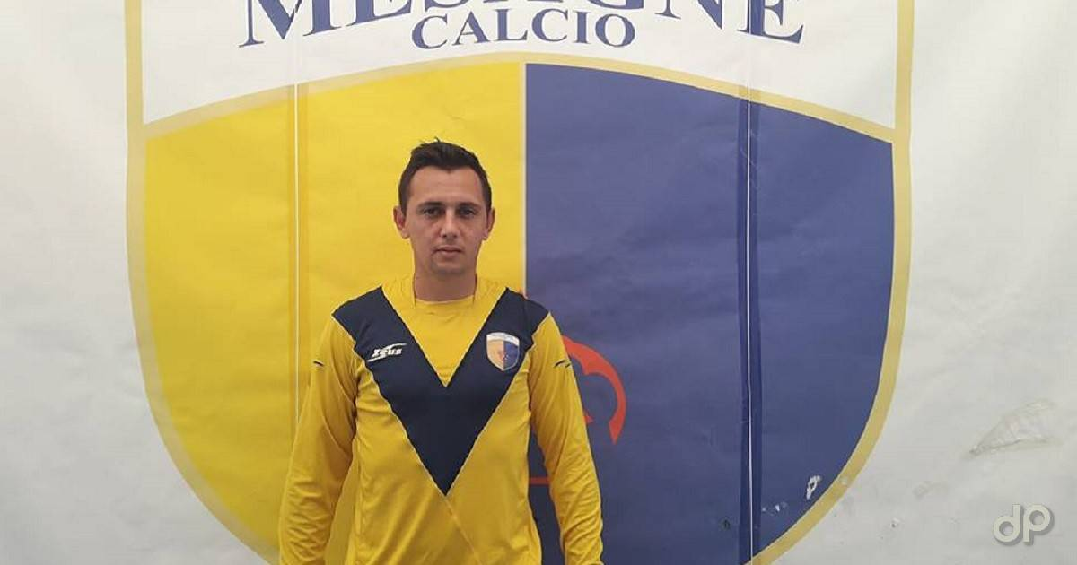Fernando Javier Redondo Badaloni al Mesagne 2018