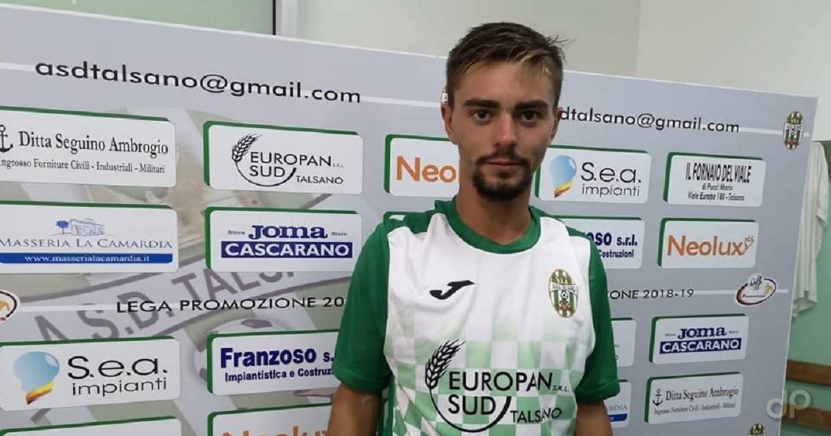 Francesco Ingrosso al Talsano 2018