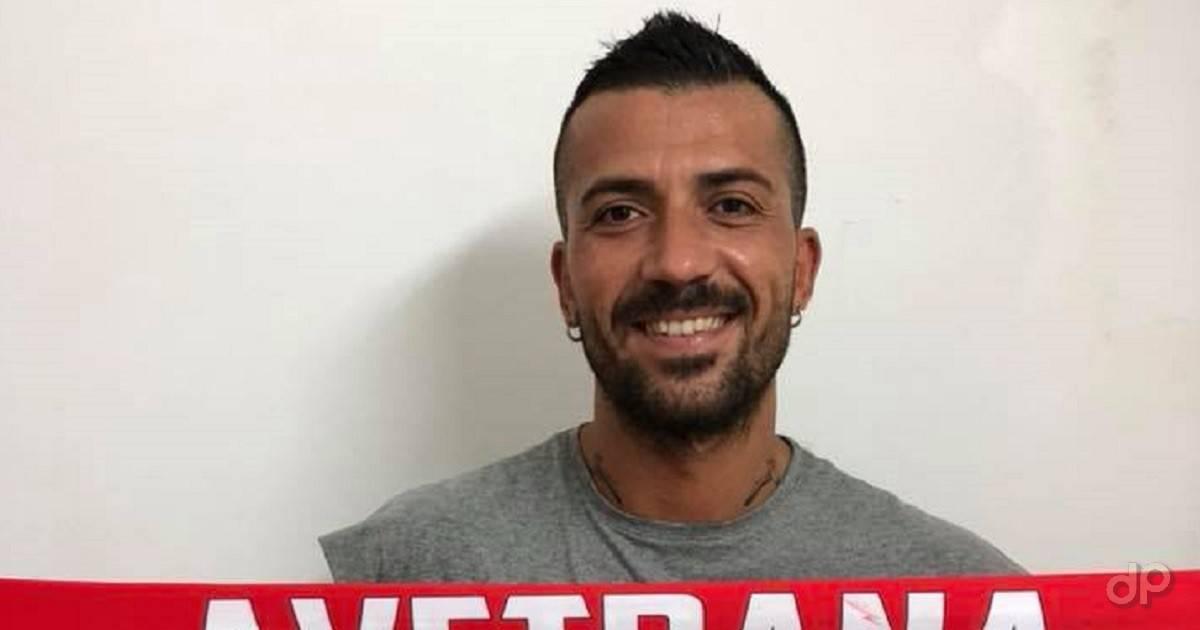 Francesco Mignona all'Avetrana 2018