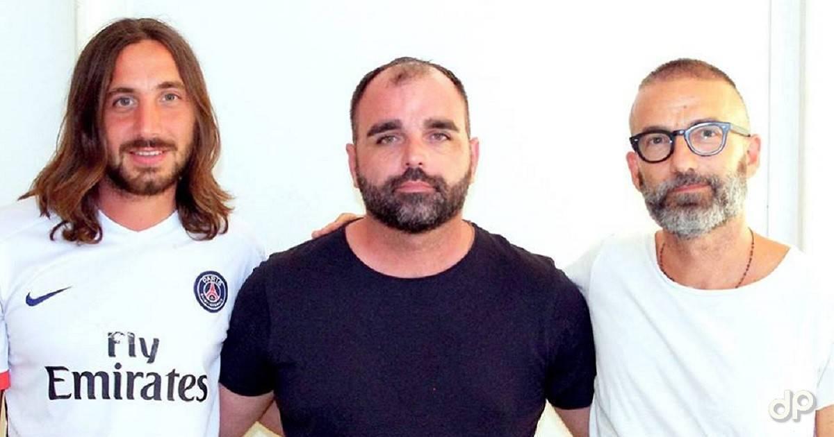 Gianluca Politi allenatore Novoli 2018