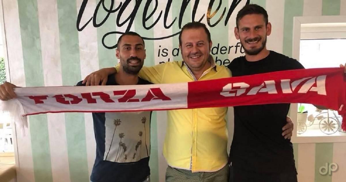 Stefano Gioia e Giorgio Angelè al Sava 2018