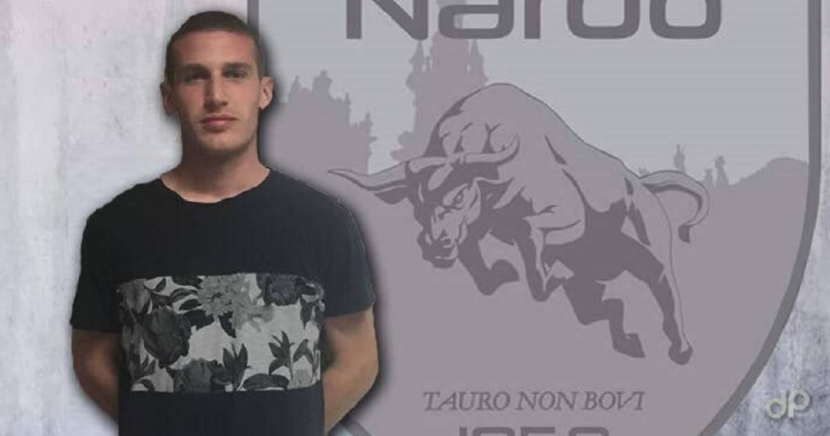 Giovanni Cordella al Nardò 2018