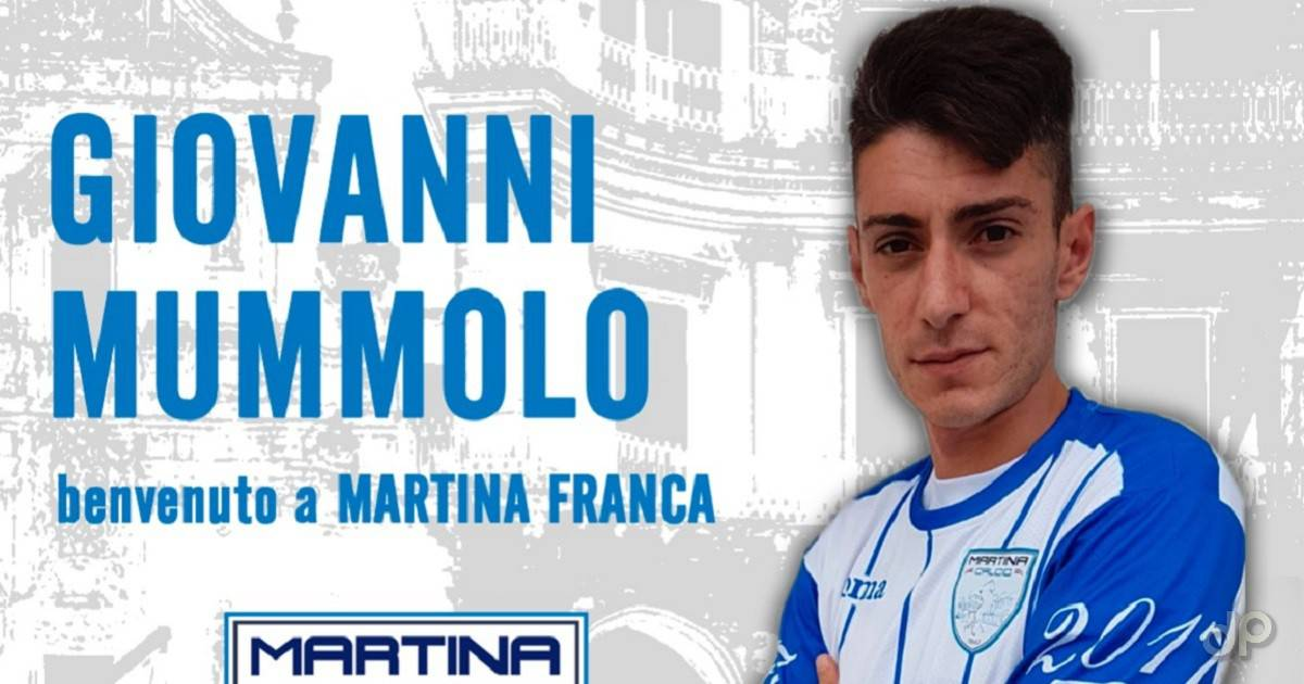 Giovanni Mummolo al Martina 2018